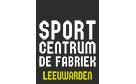 Sportcentrum De Fabriek Leeuwarden logo